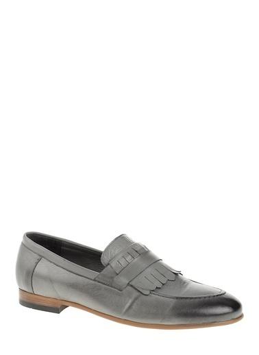 Derigo Loafer Ayakkabı Gri